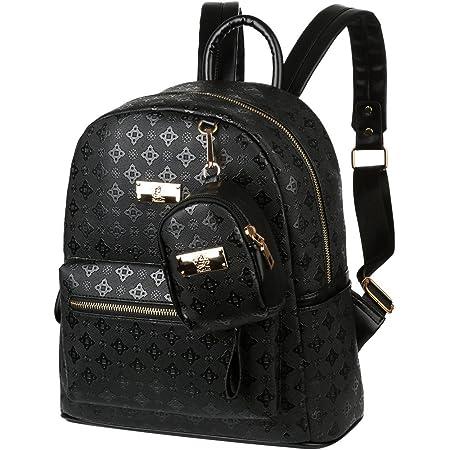 Miss Lulu Rucksack Daypack Damen Tasche Umh/ängetasche Schulrucks/äcke