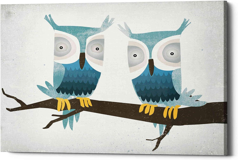 Epic Graffiti 'Tan Owls Bright' by Art Wall OFFicial store Ryan Canvas San Antonio Mall Fowler