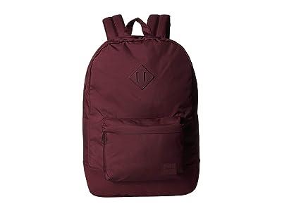 Herschel Supply Co. Heritage Light (Plum) Backpack Bags