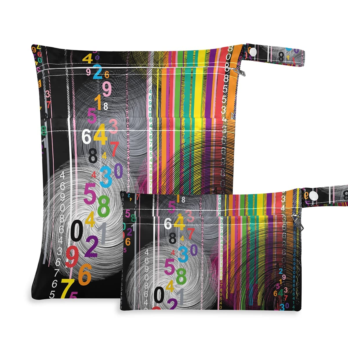 Digital Rainbow New Free Shipping Wet Dry Free Shipping Cheap Bargain Gift Bag Diaper Reusable Swimsuit for