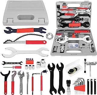 Portable Bike Repair Tools Kit Bike Tool Set for Cyclist Bicycle Tire Repair UK