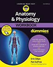 Anatomy & Physiology Workbook For Dummies with Online Practice PDF