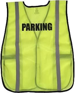 Ergodyne 8020HL Parking Safety Vest - Yellow/Lime