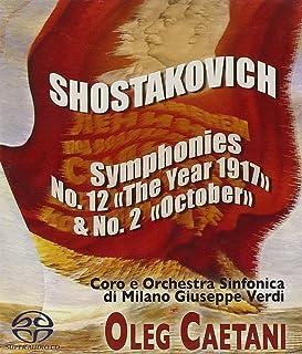 Shostakovich: Symphonies No. 12