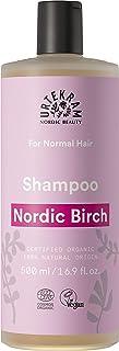 Urtekram Champú Nordic Birch - Cabello Normal - Hidratante - Aroma de Flor de Maíz - con Aloe Vera y Glicerina - Vegano y ...