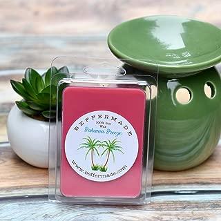 Bahama Breeze Wax Melt, 3 oz soy wax melt