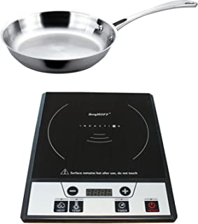 berghoff silver induction stove