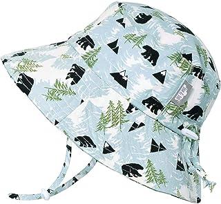 JAN & JUL Boys Breathable Cotton Bucket Sun-Hat,...