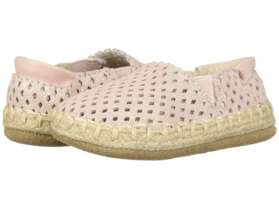Robeez Ellie Espadrille First Kicks (Infant/Toddler) (Pink) Girl