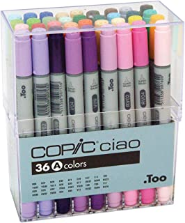 (Copic Set A Ciao Marker (Pack of 36)) - Copic Set A Ciao Marker (Pack of 36)