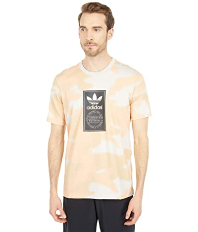 adidas Originals Camo Tongue Label Tee Men