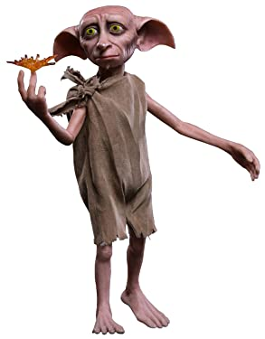 Star Ace Toys Harry Potter & The Chamber of Secrets Dobby (1:6 Scale) Action Figure