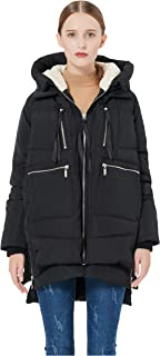 Orolay Women's Thickened Down Jacket