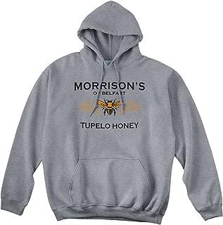 Van Morrison Inspired Tupelo Honey, Hoodie
