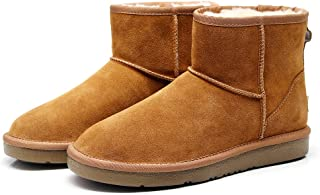 Best Gift Choice New Premium Wool UGG Women/Men Classic Ankle Boots