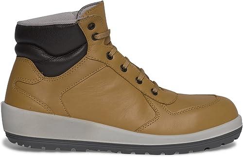 PARADE 07BRAZZA17 21 Chaussures Hautes Sécurité Pointure Pointure 42 , Jaune  de gros
