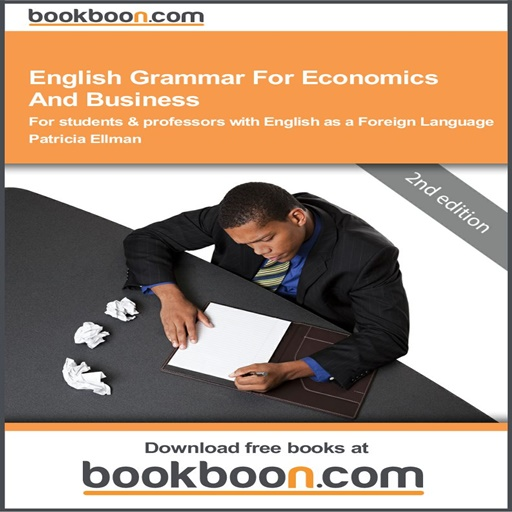 English Grammar For Economics and B…