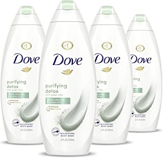 Dove Body Wash For Soft Skin Purifying Detox Cleanser That Effectively Washes Away Bacteria While Nourishing Your Skin 22 ...