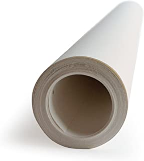 Bee Paper Company 100% Cotton Watercolor Paper Roll, 36-inch x 5-Yard