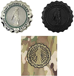 Army National Guard Recruiting and Retention Badge Bundle
