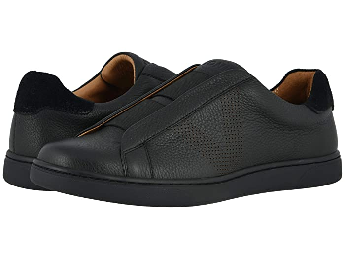 VIONIC  Hiro Leather (Black) Mens Shoes