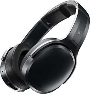 Skullcandy Crusher Active Noise Cancellation Wireless Over-Ear Headphone (Black)