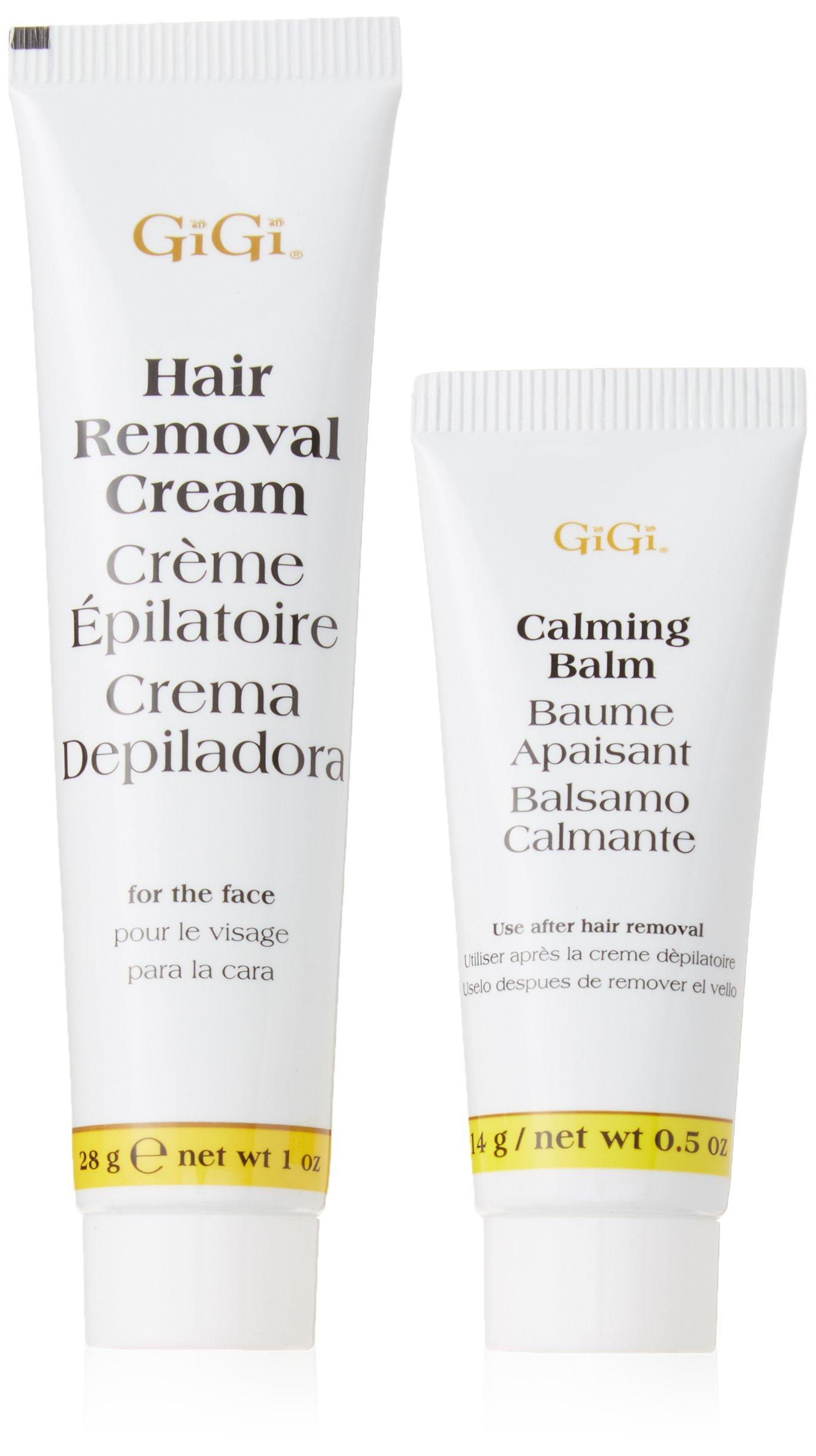 Gigi Hair Removal Cream Calming