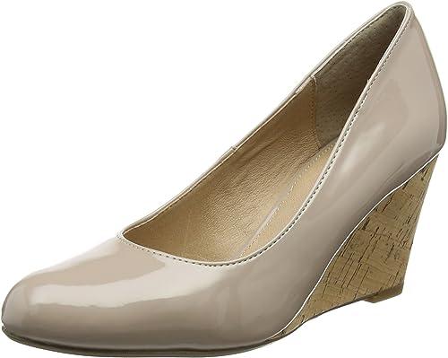 Lotus Jelico - zapatos de Tacón con Punta Cerrada mujer