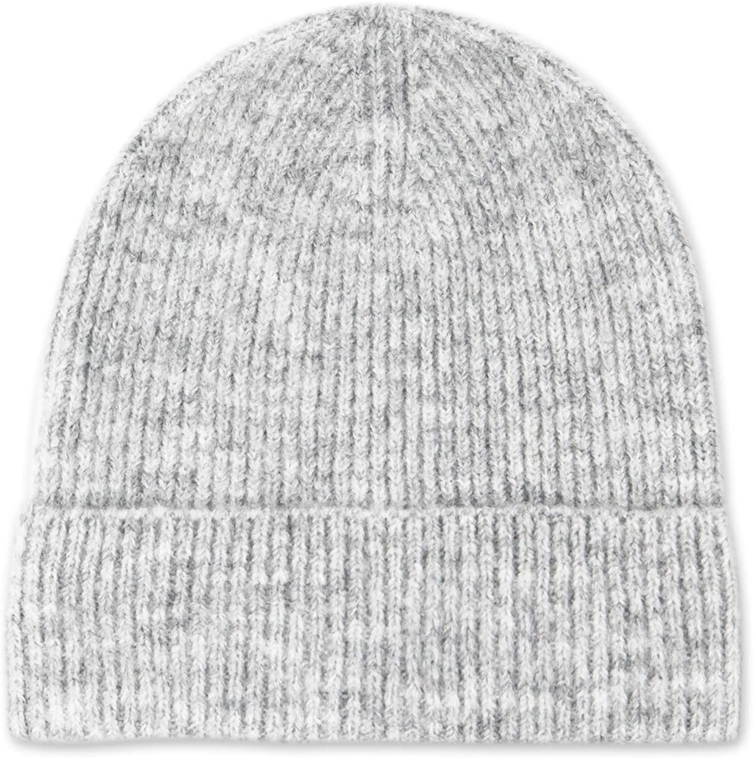 Moss Rose Womens Warm Soft Rib Knit Beanie Skully for Women Men Winter Cuffed Hats for Fall Winter Holiday