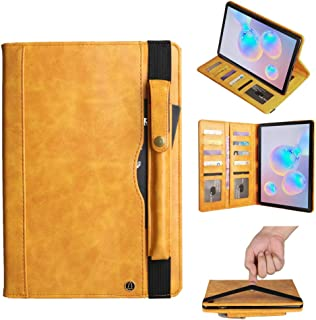 For Samsung Galaxy Tab S6 10.5 T860/T865 Leather Shock-proof Case Cover Stand