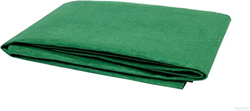 "Vardhman Felt Cloth Stiff (Hard), Size 44"" x 36"", Color Green, Used in Bags,Art & Craft,Cutouts, Decorations, School Projects, DIY etc."