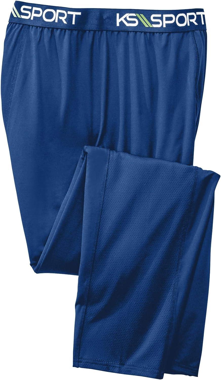 KingSize KS Sport Men's Big & Tall Base Layer Pants by KS Sport
