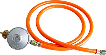 Gasdruckminderer Niederdruckregler mit Gasschlauch 30 mbar Set