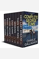 THE COMPLETE GEORGE ELMS LANGTHORNE CRIME THRILLER SERIES seven totally gripping books Kindle Edition