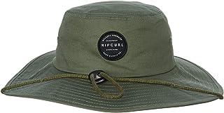 Rip Curl Men's Valley Wide Brim Hat Cotton Green