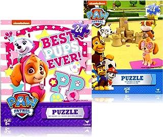 Paw Patrol 24 Piece Puzzles 2 Pack