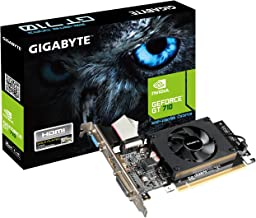 Gigabyte GeForce GT 710 2GB 64-Bit DDR3 PCI Express 2.0 x 8 Low Profile Video Card GV-N710D3-2GL