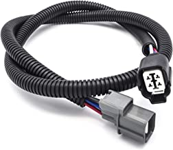 Extension Harness 4 Wires for Upstream Downstream O2 Oxygen Sensor Fit Honda Civic Accord CR-V Prelude Odyssey Pilot Acura MDX