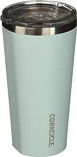Corkcicle Tumbler Water Bottle Waterman Seafoam Womens 16oz