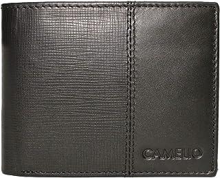 Camelio Black Men's Wallet (CAM-BL-062)