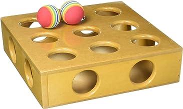 SmartCat Peek-and-Play Toy Box cm (26 X 26 X 6)