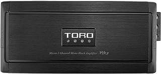 TORO TECH – MR2, 1000 Watts MAX – 500 Watts x 1 RMS 1Ω Stable Micro Sized Monoblock Car Amplifier Sound Quality Class D De... photo
