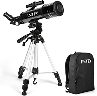 INTEY - Telescopio Astronomico Ultra-alto Claro De 70 MM Para Telescopio Celestron Adecuado Para La Visualización Terrestr...