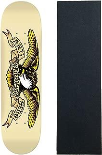 Anti Hero Skateboard Deck Classic Eagle Cream 8.62