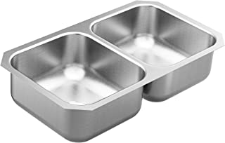 Best moen double basin stainless steel undermount kitchen sink Reviews