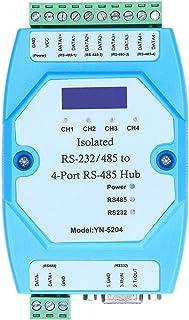 RS485 Hub Multi Port, RS485 Hub Optische Isolatie, Auto-Sensing Snelle Transmissiesnelheid Vier-poorts Concentrator voor h...