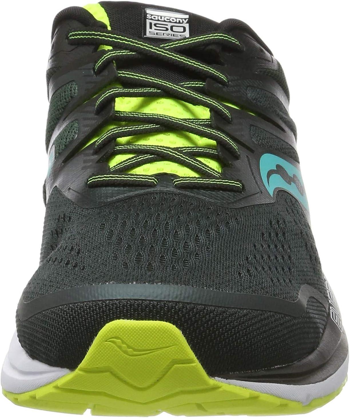 Saucony Mens Omni Iso 2 Running Shoe
