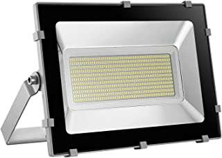 LED Floodlight 300W, Outdoor/Indoor Colour Changing Flood Lights With Remote Control, Warm White And Cool White Adjustable...