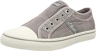 s.Oliver Damen Sneaker Hellblau Schuhe