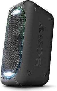 ソニー SONY ワイヤレススピーカー 重低音モデル 大型サイズ Bluetooth/PA対応 マイクミキシング端子/ライティング機能搭載 2017年モデル SRS-XB60